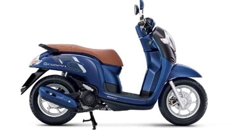 Motor Honda Terbaru by Model Motor Scoopy Terbaru Motorwallpapers Org