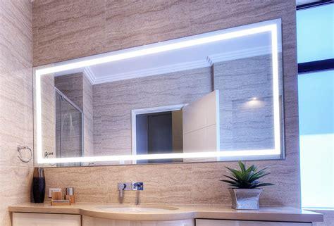 light for bathroom mirror verge bathroom lighted mirror vanity led by clearlight