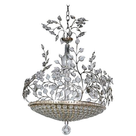chandelier plates silver plate chandelier for sale at 1stdibs