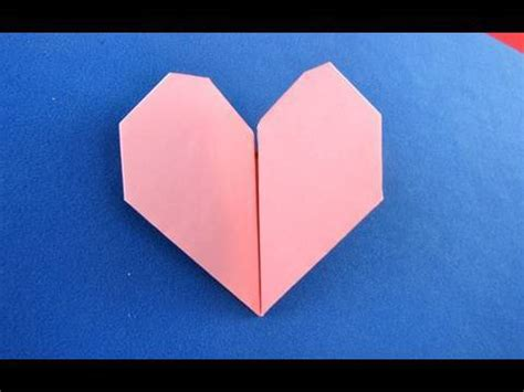 how to make a origami beating cuore pulsante origami beating 折り紙 折纸