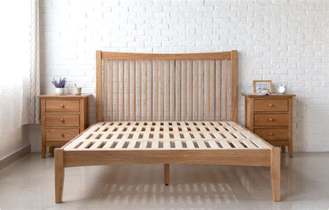 wooden singapore wood furniture singapore thames wood bed frame solid
