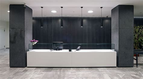 Front Foyer creative dogus holding headquarters in istanbul with