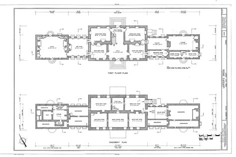 plantation house floor plans historic plantation house floor plans