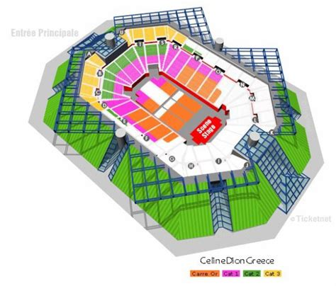 dion concerts 224 bercy plan de la salle l actualit 233 de dion