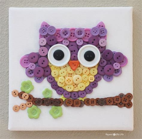 button crafts for and diy button crafts hative