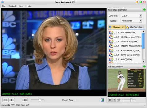 net tv freeware tv players