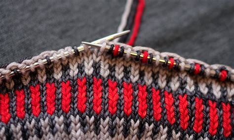 fair isle knit how to knit fair isle patterns tin can knits