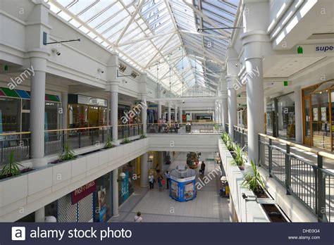 Garden City Stores Interior Of The Howard Shopping Centre Welwyn Garden City