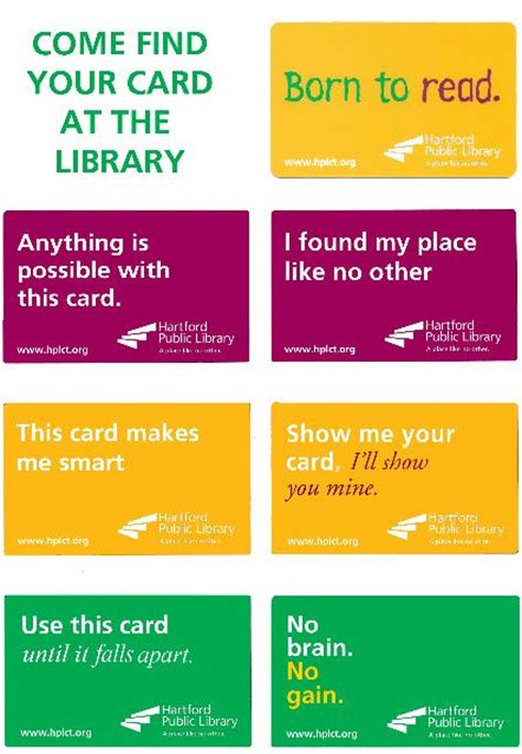 make your own library card 17 best images about caigns and events we on