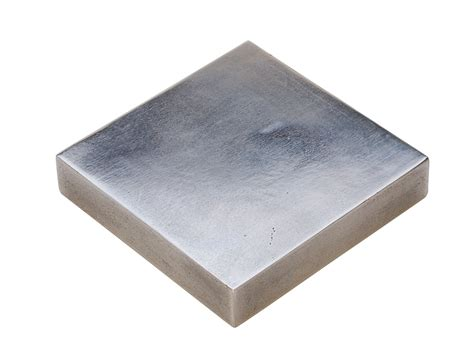 Bench Block Steel 4 Quot X4 Quot Shop Working Silver