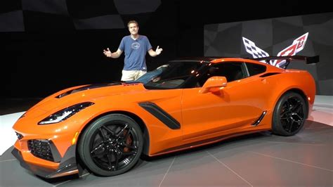 New Corvette Zr1 by Of Figures 2019 Chevrolet Corvette Zr1