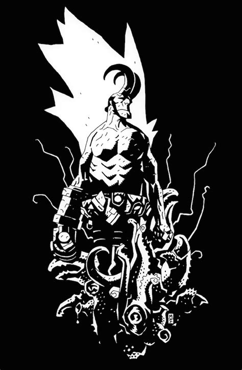 amazing art celebrating 20 years of mike mignola s