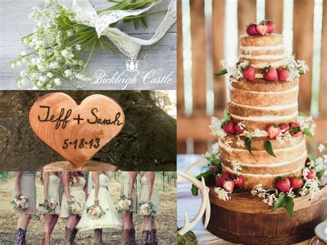 country ideas wedding theme ideas 2017 bickleigh castle it covered