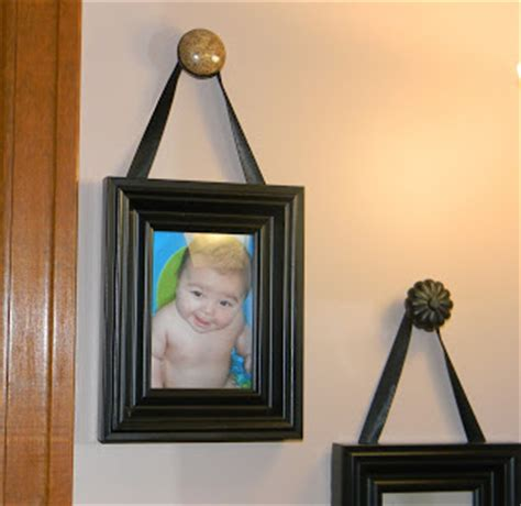 door frame hanging pin or pass a way to hang your picture frames