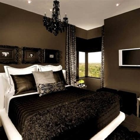 brown bedroom ideas stunning penthouse apartment in bedroom black