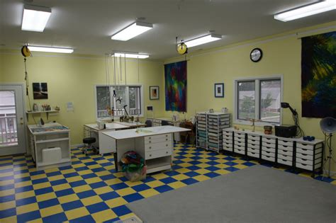 Machine Shop Floor Plans tour of caryl bryer fallert s private sewing and design studio