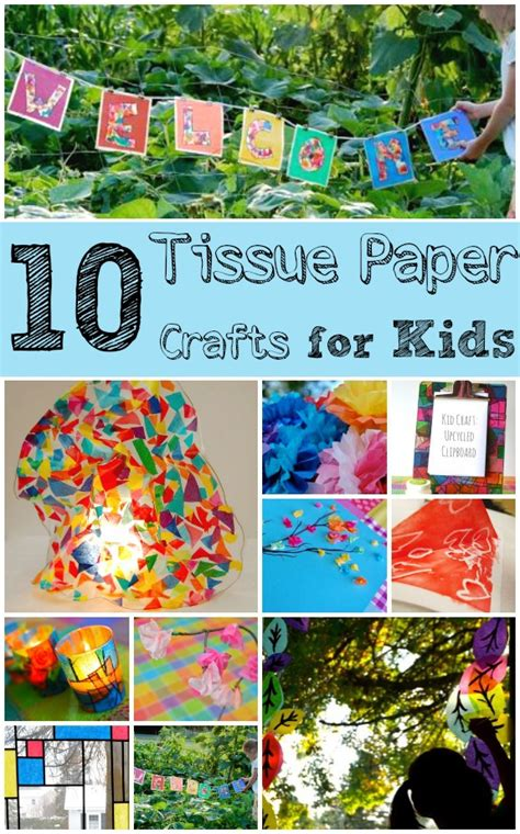 tissue paper crafts for toddlers tissue paper crafts for inner child