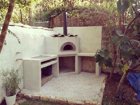 construire four 224 pizza bois maison