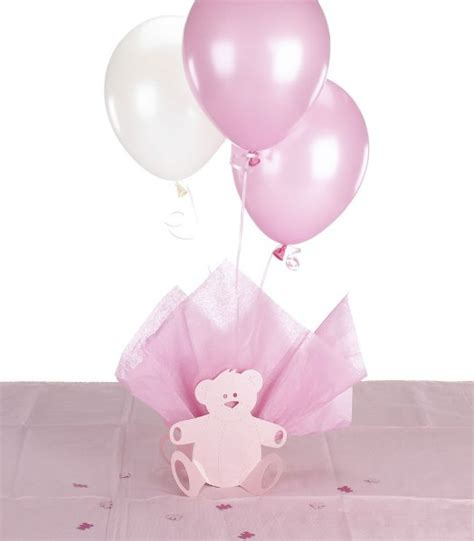 teddy centerpieces for baby shower teddy baby shower balloon centerpieces teddy