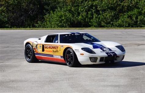 Fast N Loud Ford Gt by Gas Monkey Cinnamon Tequila Sponsored Ford Gt Commander
