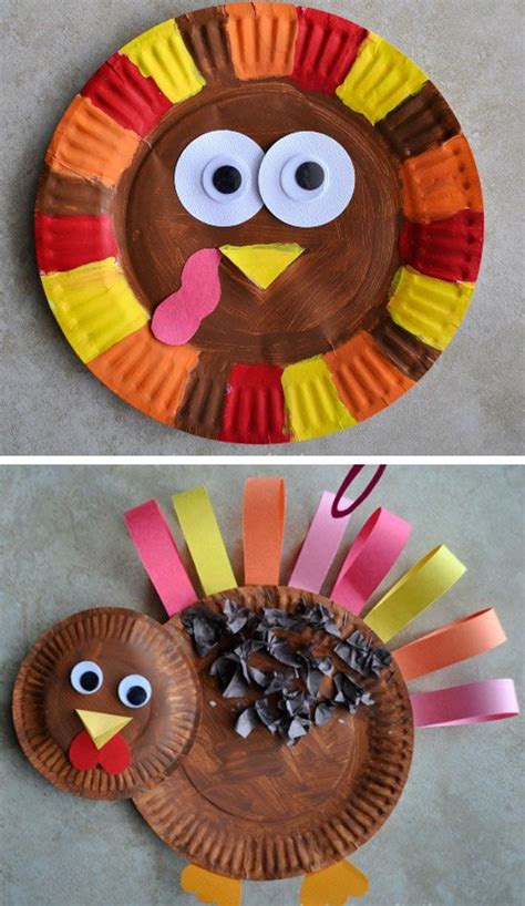 easy thanksgiving paper crafts easy thanksgiving crafts for toddlers to make craftriver