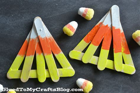 kid crafts with popsicle sticks popsicle stick corn kid craft