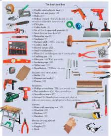 tools list how to create a basic toolbox here are a list of items