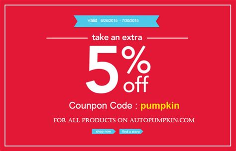 discount code use coupon code pumpkin save 5 for all car stereo