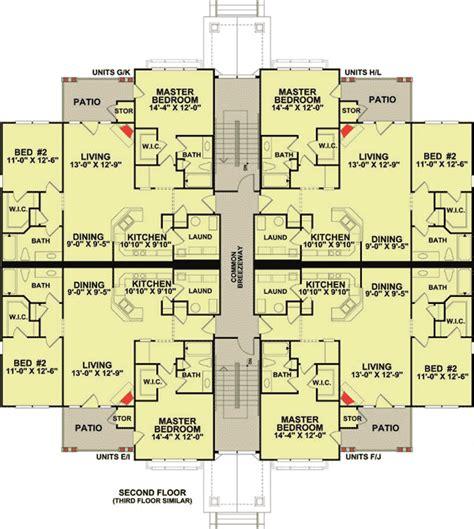 2 floor building plan 3 story 12 unit apartment building 83117dc