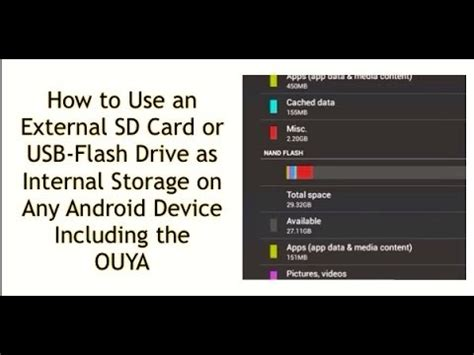 how to make sd card default storage how to use a micro sd or sd card as storage on