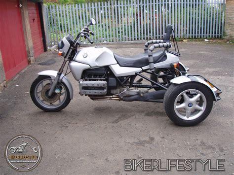 Modified Bmw K100 by Bmw K100 Trike Bikerlifestyle