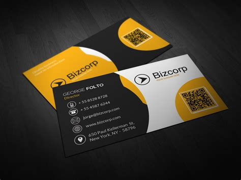 how to make a professional business card infinity sided professional business card
