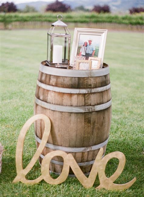 country ideas country wedding ideas 20 ways to use wine barrels