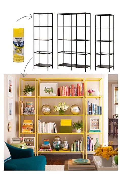 spray painting units best 25 metal shelves ideas on
