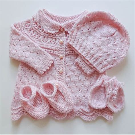 baby layette knitting patterns free lace patterns and knit patterns on