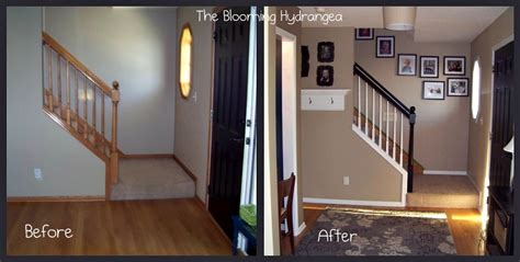 painting stained woodwork white guest post the blooming hubs rants about quot the wood quot