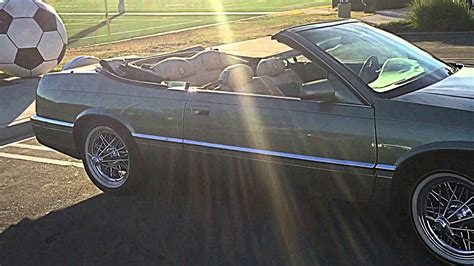 Cadillac 5th Wheel Bumper Kit by 1994 Cadillac Eldorado Convertible Swangas Slab Texan