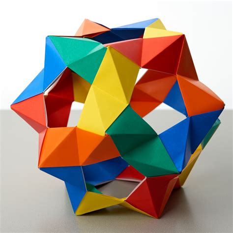 math origami projects maths of paper folding workshops millennium mathematics