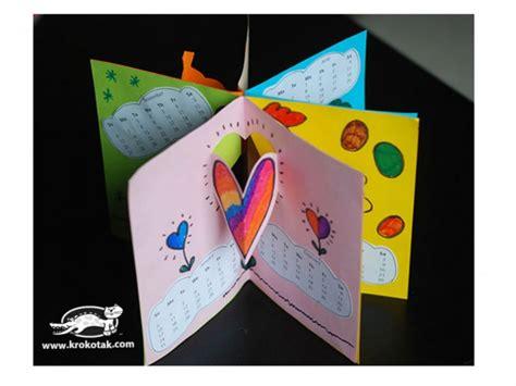 calendar craft for 5 calendar crafts for