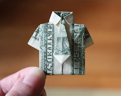 money origami the world of origami who would thunk it this