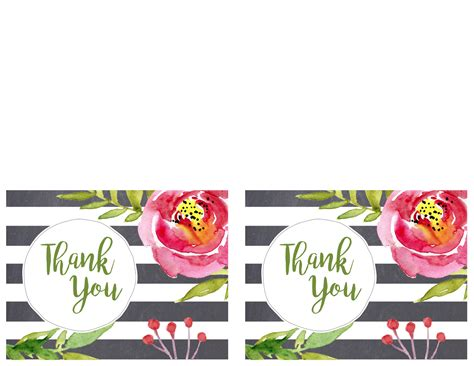 card for free to print free printable greeting cards thank you thinking of you
