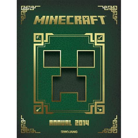 minecraft picture books official minecraft handbook annual 2014 for beginners