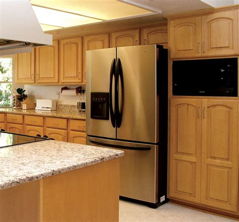 Cabinet Refacing by Cabinet Refacing Cost For New Fresh Home Kitchen Amaza
