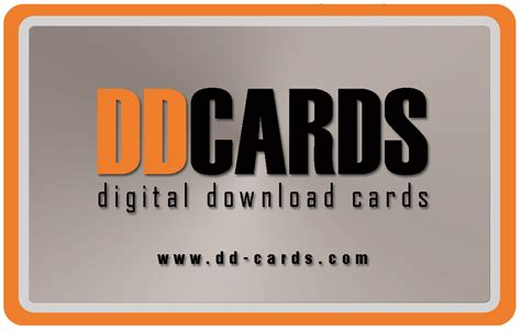 digital card downloads ddcards digital cards digital content physical