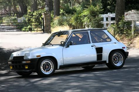 Renault R5 Turbo 2 by Original Owner 1985 Renault R5 Turbo 2 For Sale On Bat