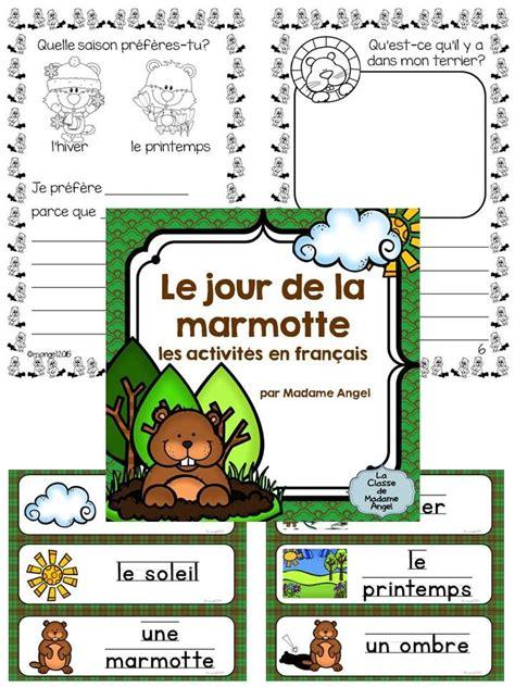 1000 Images About Le Francais Les Marmottes On