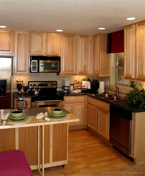 kitchen cabinets light pictures of kitchens traditional light wood kitchen