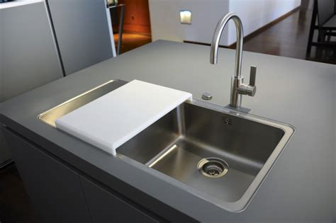 modern kitchen sinks simple modern undermount sink design 1078