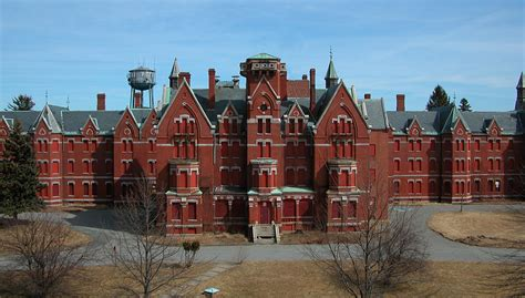 abandoned places in usa danvers state hospital danvers massachusetts usa