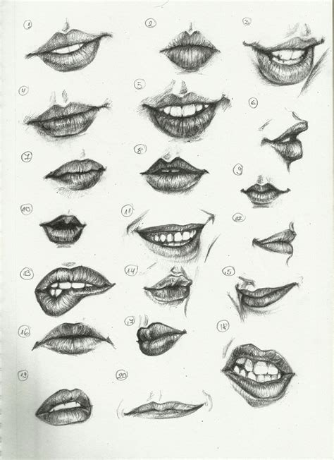 how to draw mouths ctrl paint draw 20 by 1queteam1soulfly on deviantart